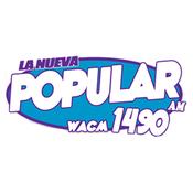WACM 1490 AM - La Nueva Popular