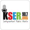 KSER - Independent Public Radio - 90.7 FM hören