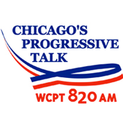 WCPT Chicagos\'s Progressive Talk WCPT 820 AM