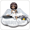 Angelsfox-Radio hören