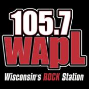 WAPL 105.7 FM - Wisconsin's Rock Station