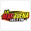 La Más Buena Monterrey 105.3 FM hören