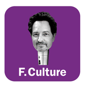 France Culture  -  LA CHRONIQUE DE BRICE COUTURIER