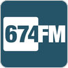 674FM  hören