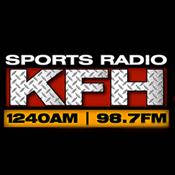 KFH-FM - Sports Radio 98.7 FM