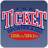 The Ticket Sports Radio 1310 AM hören