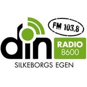 DinRadio 8600