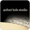 40 foot hole studio hören