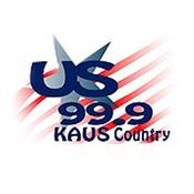 KAUS-FM - US Country 99.9 FM