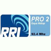RRI Pro 2 Palangka Raya FM 92.4