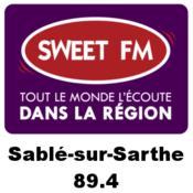 Sweet FM - Sablé-sur-Sarthe 89.4