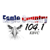 KBVC - The Eagle Country 104.1 FM