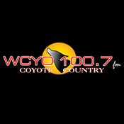 WCYO - Coyote Country 100.7 FM