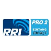 RRI Pro 2 Sintang FM 90.7