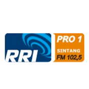 RRI Pro 1 Sintang FM 102.5