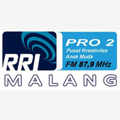 RRI Pro 2 Malang FM 87.9