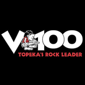 KDVV - V100 Topeka\'s Rock Leader 100.3 FM