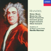 Handel Orchestral Works Radio 1