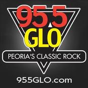 WGLO - 95.5 FM Peoria\'s Classic Rock