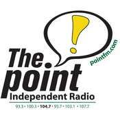 WNCS - The Point 104.7 FM