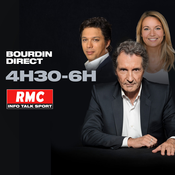 RMC - Bourdin Direct : 4h30-6h