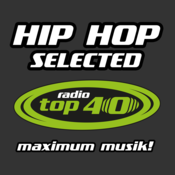 radio TOP 40 - Hip Hop Selected