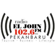 EL JOHN 102.6 FM PEKANBARU