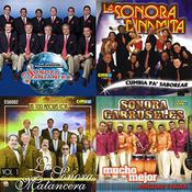 Miled Music Las Sonoras
