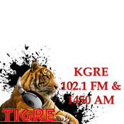 KGRE - Tigre Colorado 1450 AM