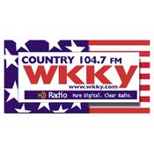 WKKY - Americas Best Country 104.7 FM