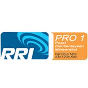 RRI Pro 1 Denpasar FM 88.6