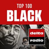 delta radio Top100 Black