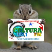 Rádio Cultura FM Padre Paraiso MG Brasil